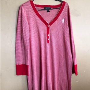 Ralph Lauren and Victoria secret pajama sets